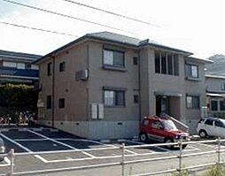 山口県下関市一の宮町1丁目の賃貸アパートの外観