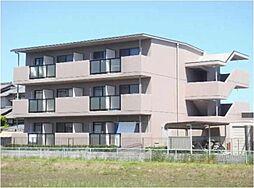 愛知県あま市坂牧向江の賃貸マンションの外観