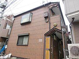 フローラル笹塚[101号室]の外観