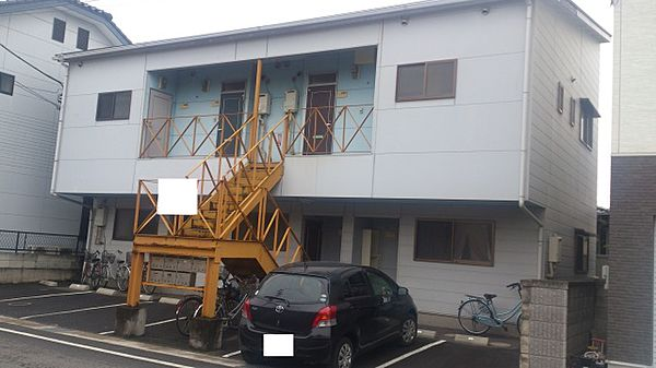 ハイツフレンド広瀬III 2階の賃貸【群馬県 / 前橋市】