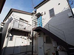 東京都江戸川区一之江5丁目の賃貸アパートの外観