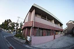 藤岡アパート[203号室]の外観