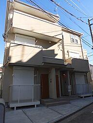 東京都豊島区巣鴨4丁目の賃貸アパートの外観