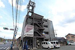 福岡県北九州市若松区和田町の賃貸マンションの外観