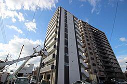 広島県広島市佐伯区五日市1丁目の賃貸マンションの外観