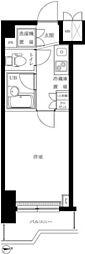 ルーブル野方伍番館[105号室号室]の間取り