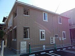 兵庫県加西市北条町古坂1丁目の賃貸アパートの外観
