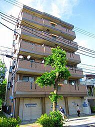プランドール[3階]の外観