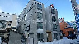 ALPHA栄町[4階]の外観