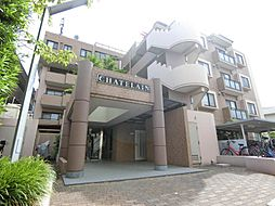 CHATELAIN[2階]の外観