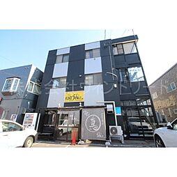 北海道札幌市北区北二十三条西8丁目の賃貸マンションの外観