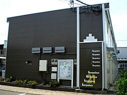 レオパレス松崎III[1階]の外観