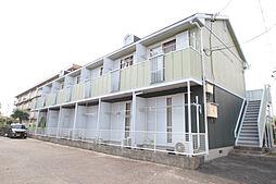 愛知県名古屋市南区鶴田2丁目の賃貸アパートの外観