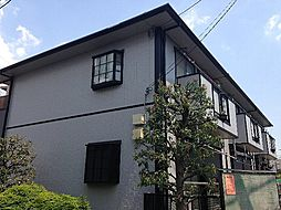 神奈川県川崎市多摩区長尾5丁目の賃貸アパートの外観