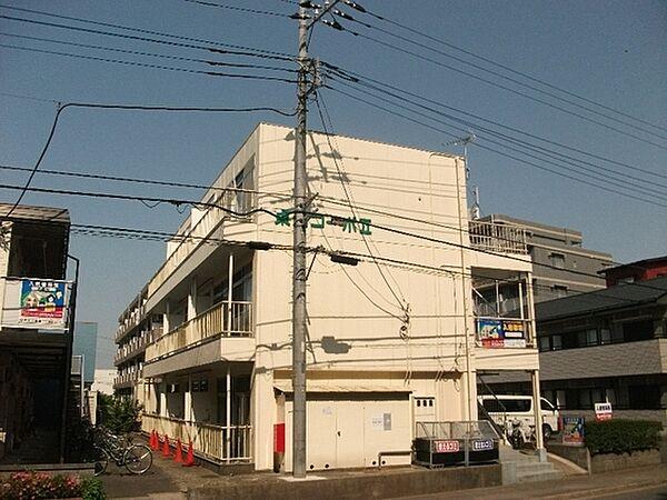 東光コーポ2 1階の賃貸【茨城県 / つくば市】