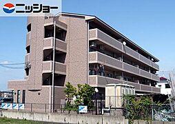 ソシアウエストII[2階]の外観