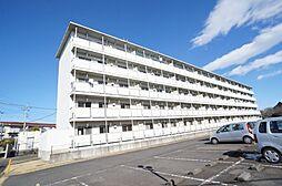ビレッジハウス奈戸岡2号棟[304号室]の外観