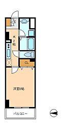 (仮)八州ビル 新築工事[8階]の間取り