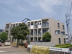 上島コモンコートB棟[2階]の外観