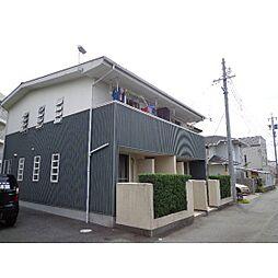[テラスハウス] 静岡県浜松市中区蜆塚3丁目 の賃貸【/】の外観