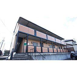 三重県四日市市青葉町の賃貸アパートの外観