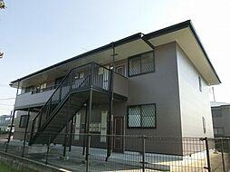 香川県観音寺市新田町の賃貸アパートの外観