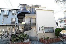 兵庫県伊丹市伊丹5丁目の賃貸アパートの外観