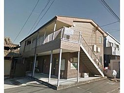 井ヶ谷町1K共同住宅[203号室]の外観