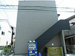 兵庫県尼崎市水堂町4丁目の賃貸アパートの外観
