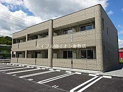 岡山県倉敷市児島小川6丁目の賃貸マンションの外観