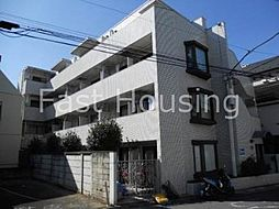 東京都杉並区清水1丁目の賃貸マンションの外観