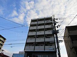 シーダー針中野[4階]の外観