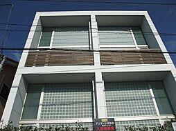 東京都練馬区平和台4丁目の賃貸マンションの外観