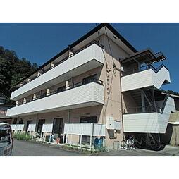 ヤワタハイツ[2階]の外観