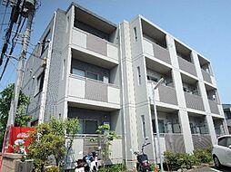 神奈川県鎌倉市稲村ガ崎1丁目の賃貸マンションの外観