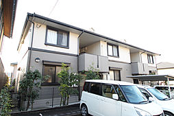 愛知県日進市香久山2の賃貸アパートの外観