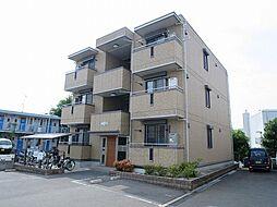 大阪府大阪市鶴見区諸口5丁目の賃貸アパートの外観