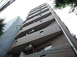 東京都世田谷区上馬5丁目の賃貸マンションの外観