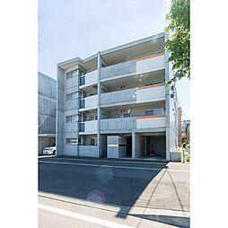 北海道札幌市中央区北七条西27丁目の賃貸マンションの外観