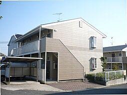 兵庫県神戸市西区竜が岡3丁目の賃貸アパートの外観