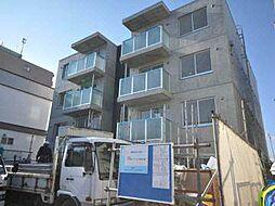 北海道札幌市東区北三十九条東1丁目の賃貸マンションの外観