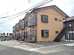 千葉県市原市平田の賃貸アパートの外観