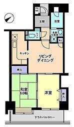 信開ドムス三社[305号室]の外観