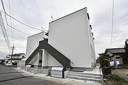愛知県名古屋市緑区曽根1丁目の賃貸アパートの外観
