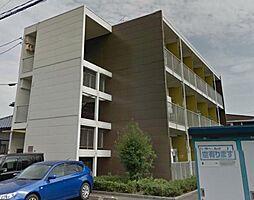 広島県福山市松永町3丁目の賃貸アパートの外観