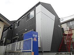 神奈川県横浜市神奈川区六角橋5の賃貸アパートの外観