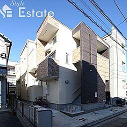 名古屋市営東山線 中村公園駅 徒歩5分の賃貸アパート
