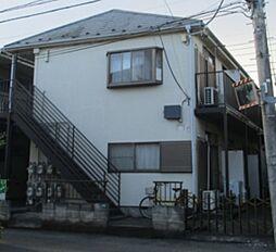 メゾンえのきA[2階]の外観