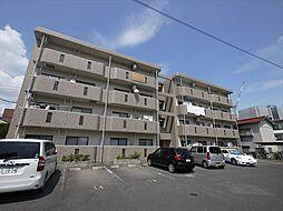 広島県東広島市西条西本町の賃貸マンションの外観