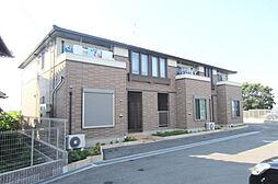 JR阪和線 熊取駅 徒歩17分の賃貸アパート
